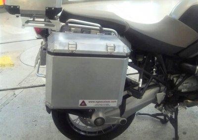 GSA 1200 - Caixas de Alumínio